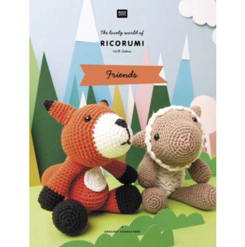 Ricorumi Friends (Booklet)
