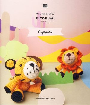 Ricorumi Puppies (Booklet)