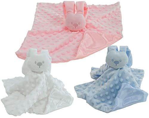 Soft Touch Bunny Comforter