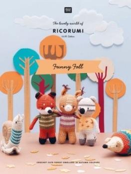 Ricorumi Funny Fall (Booklet)