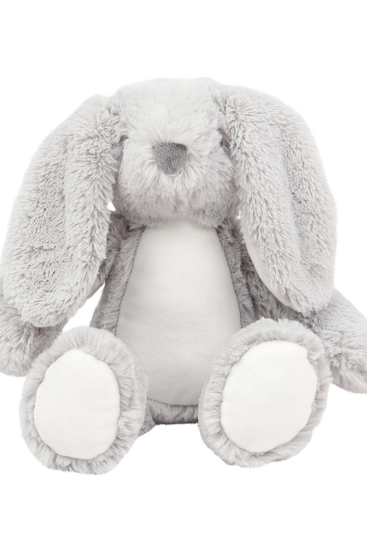 Mini Print Me Grey Bunny