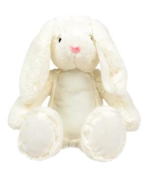 Mini Print Me White Bunny