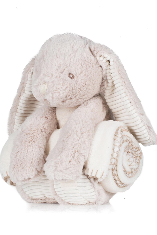 Rabbit with Blanket MM034