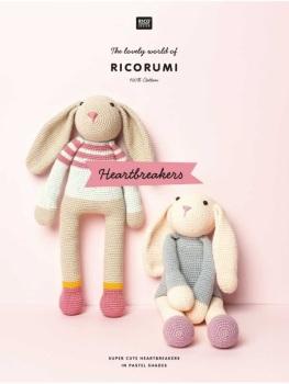 Ricorumi Heartbreakers (Booklet)