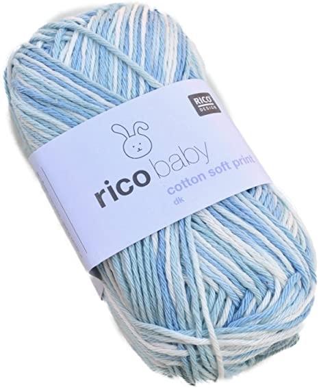 Rico Baby Cotton Soft Print DK
