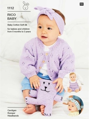 Rico Compact Knitting 1112 (Leaflet)