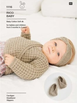 Rico Compact Knitting 1116 (Leaflet)