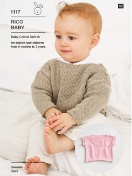 Rico Compact Knitting 1117 (Leaflet)