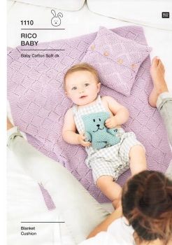 Rico Compact Knitting  1110 (Leaflet)