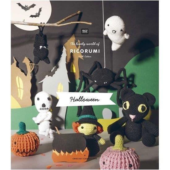 Ricorumi Halloween Booklet