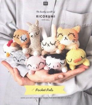 Ricorumi Pocket Pals Booklet