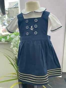 Sailor Dress Set