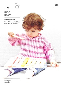 Rico Compact knitting 1153 (Leaflet)