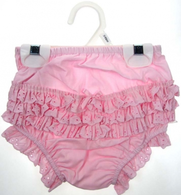 Cotton Frilly Knickers.