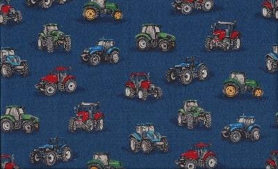 Farm - Tractors (dark blue)