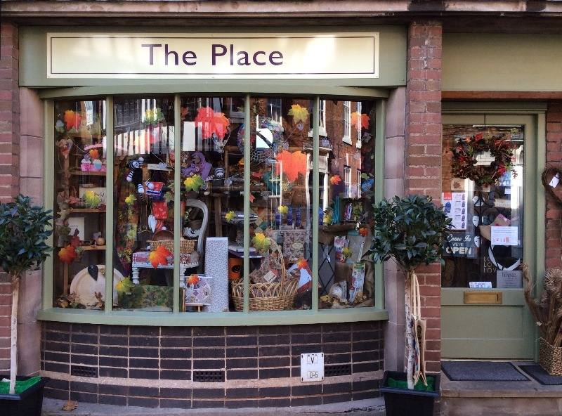 the place exterior