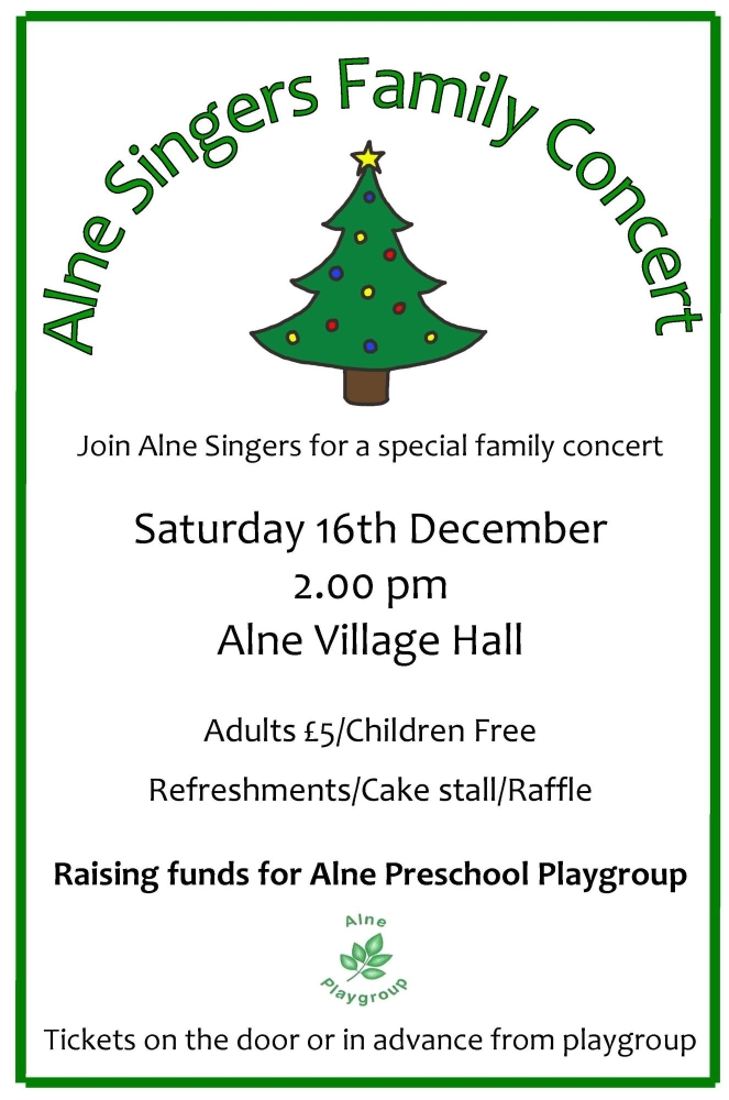 Concert 16th December