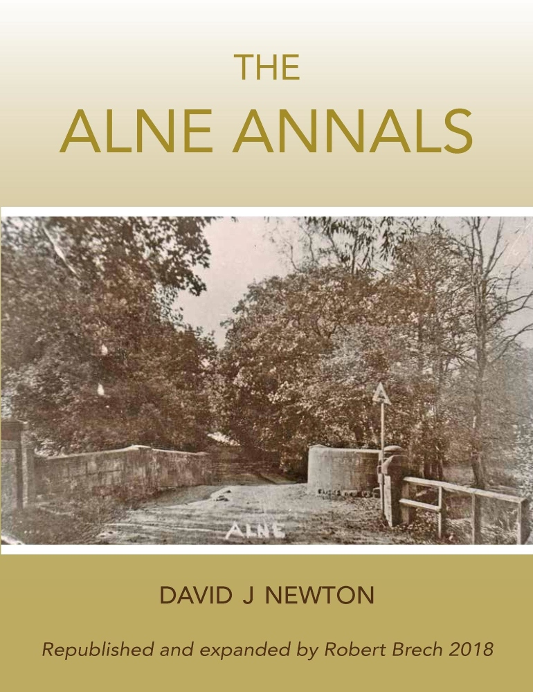 The Alne Annals Front Cover