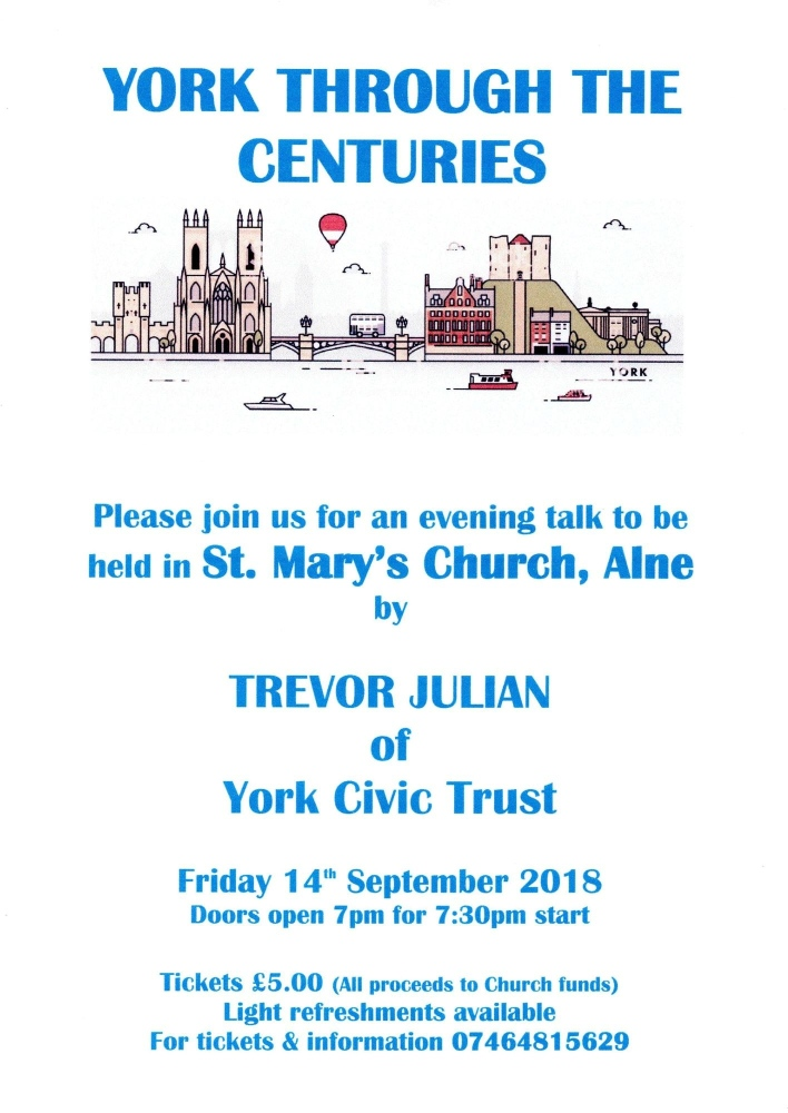 2018.09 York Through The Centuries