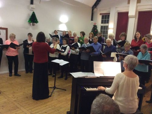 2018.12.13 Alne Singers concert
