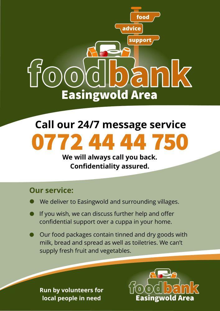 2020.04.02 Foodbank Poster