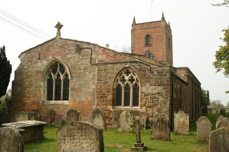 Alne Church 1