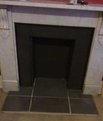 PZ Hearth tiled