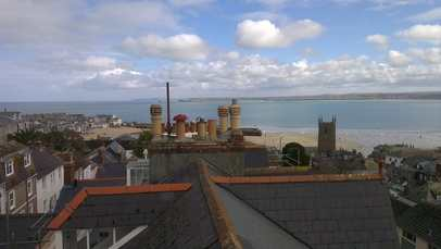 St.Ives install 5 roof