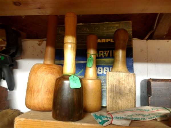 wood carvers mallets