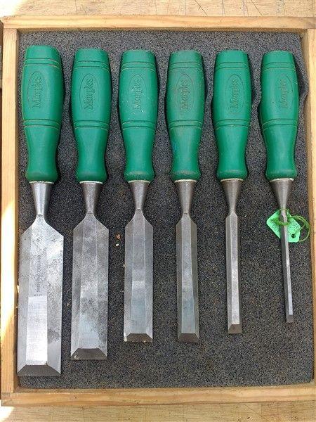 Marples chisel set