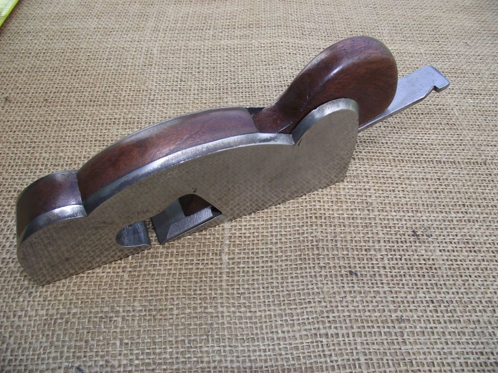 Shoulder plane infilled