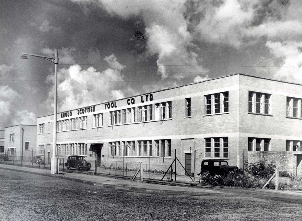 Anglo Scottish Tool Co Factory 1940s