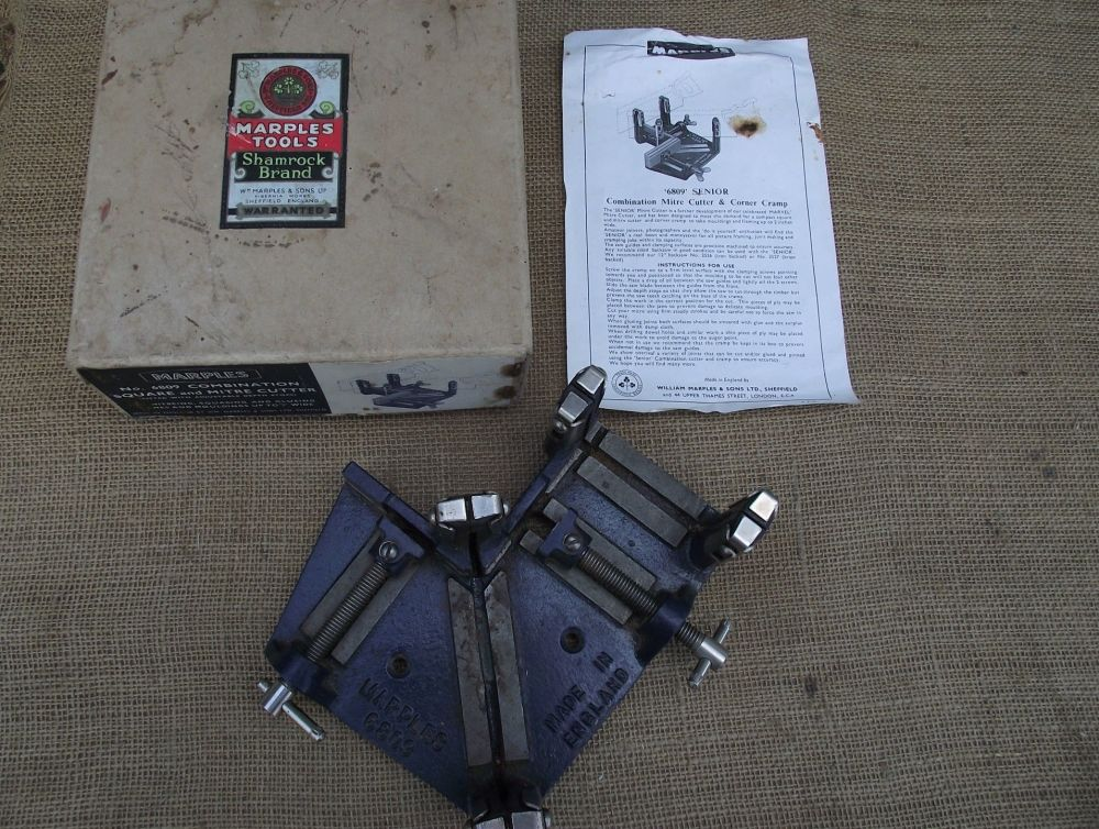 Mitre cutter clamp - Marples 6809