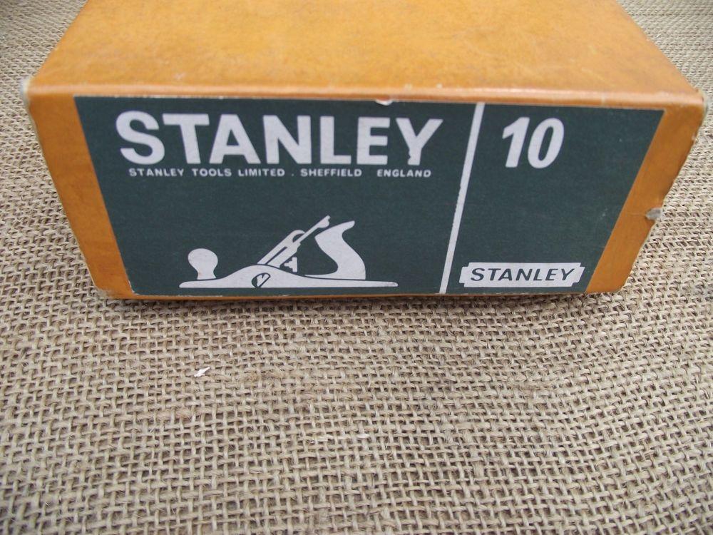 Rebate plane - Stanley  Eng no 10