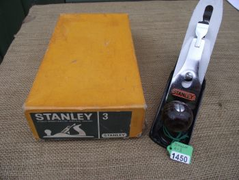 Stanley no 3 smoothing plane
