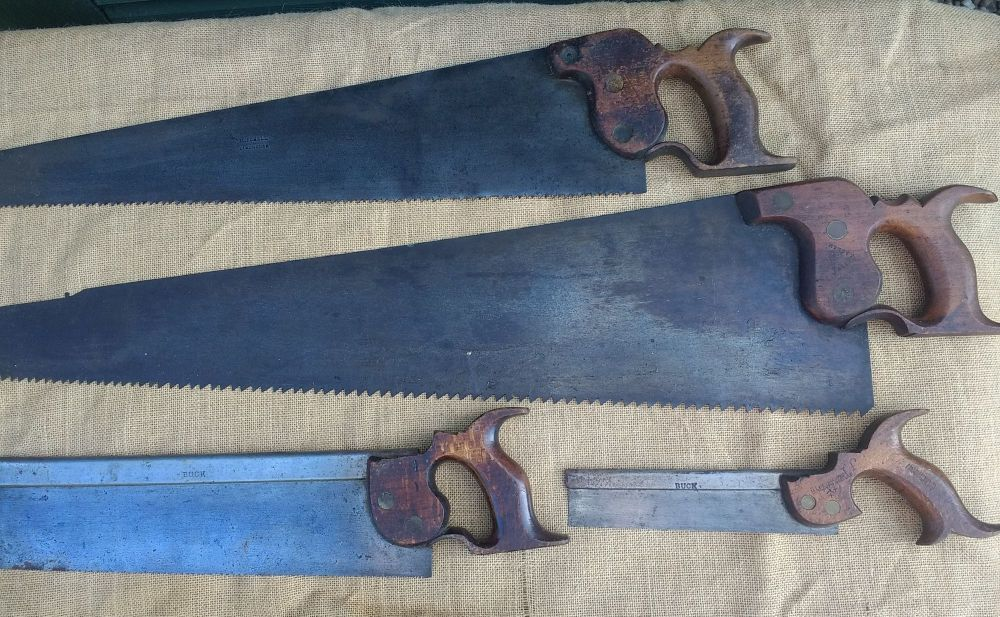 toolcshest saws early makers
