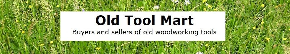 Old Tool Mart, site logo.