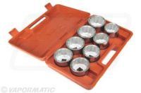 "VLA1526 - 3/4"" drive - 8 piece socket set"