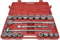 "VLA1524 - 3/4"" drive - 21 piece socket set"