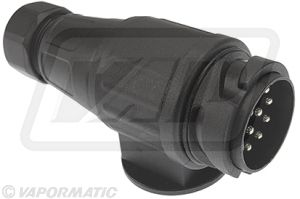 VLC2270 - 13 PIN PLUG
