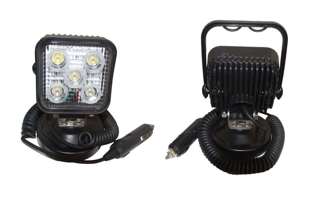 Worklamp LED 10/30V Magnetic Base