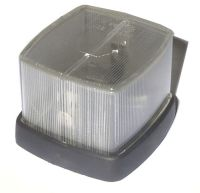 6072 Lamp Front Marker Clear 65x60x45mm