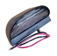 15025 Lamp Number Plate LED 12/24V
