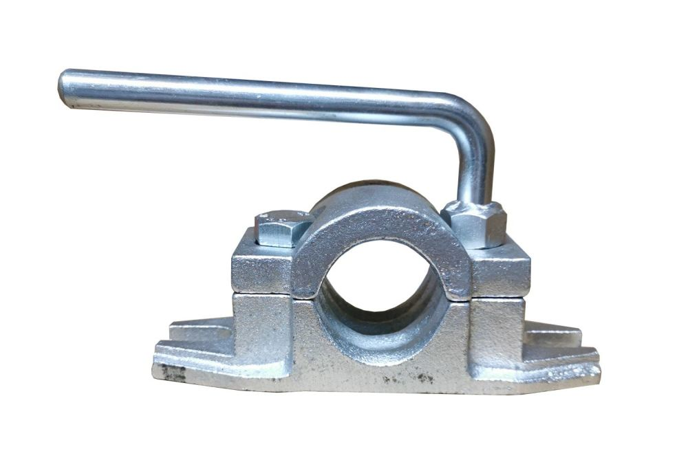 5209 - Clamp for Ribbed Jockey Wheel