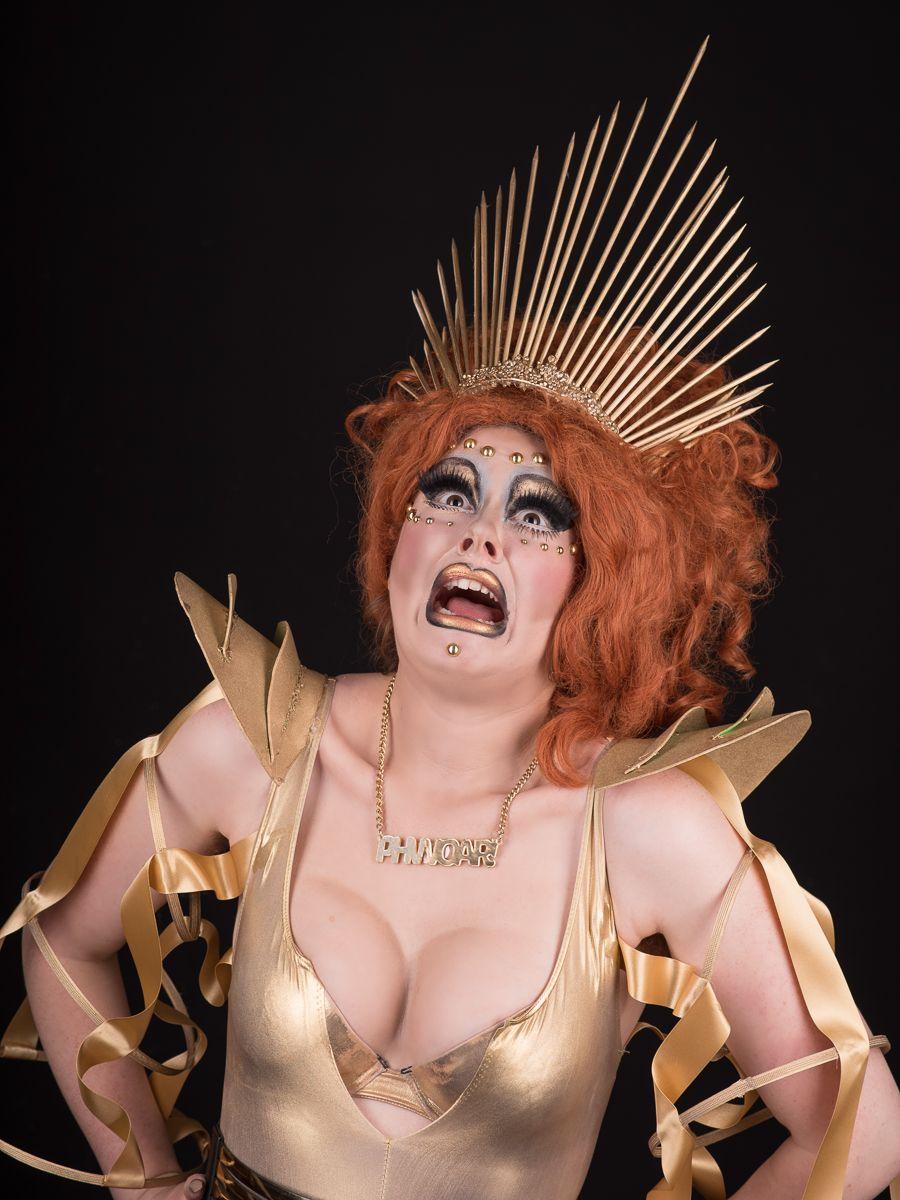 Ginger Tarte by Tony Bartlett