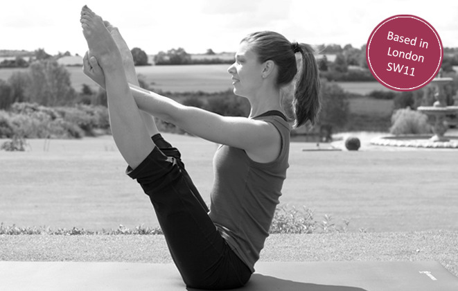 LK Pilates - Home Page Banner Right