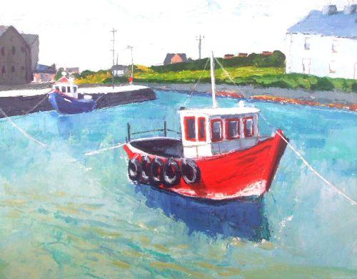 Belmullet Harbour, L.26