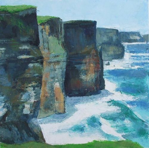Cliffs of Moher 1Code - L.28