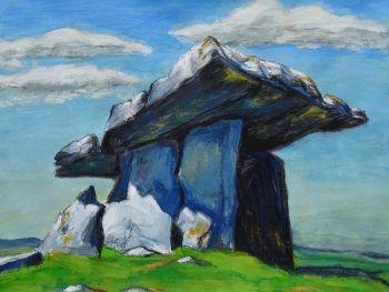 Poulnabrone Dolmen, The Burren a