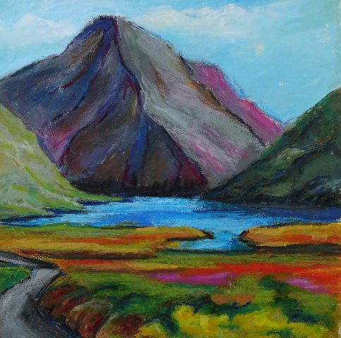 Doolough Pass, Co. Mayo - Code: L.30